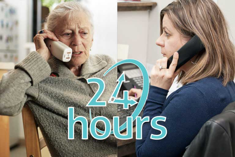24-hour emergency well service