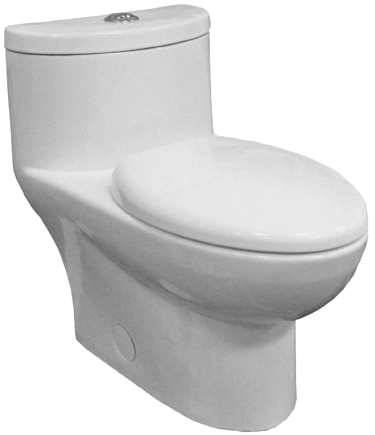 American Standard low-flow toilet