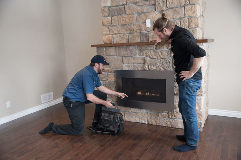 Fireplace installation & service