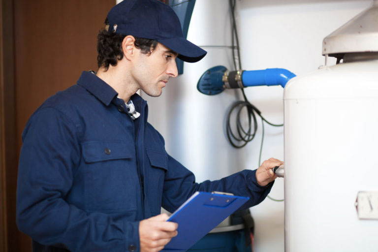 Plumbing & HVAC inspection services